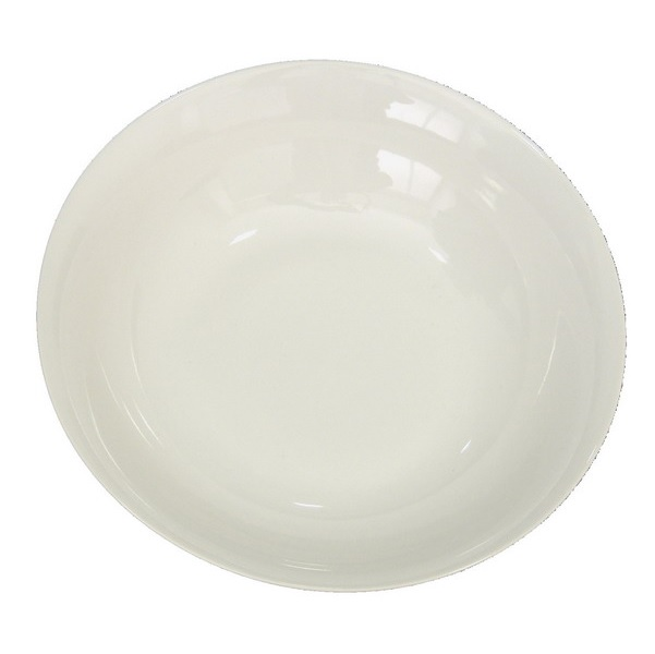 blank salad bowl