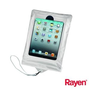 023-2065b Rayen tablet waterproof case white
